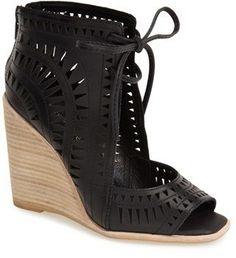 Shop Now - >  https://api.shopstyle.com/action/apiVisitRetailer?id=467946649&pid=uid6996-25233114-59 Women's Jeffrey Campbell 'Rodillo-Hi' Wedge Sandal  ...