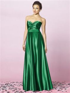 Love emerald green...Bridesmaid