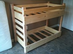 Double Level Toddler Bunk Bed - Looking for this but maybe a little less expensive