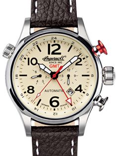 Ingersoll GMT Automatic