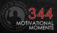 """We all need to take a moment now and then. Take a """"Motivational Moment"""" with Bert Oliva and learn about THE ONE MINUTE CHALLENGE. Together, we can Make it Happen!"""