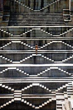 Step Well, Bundi, India