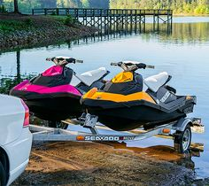 Sea-Doo Spark at werd.com