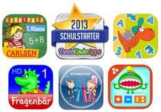 Kinder App Preis2013: Die besten Schulstarter Apps