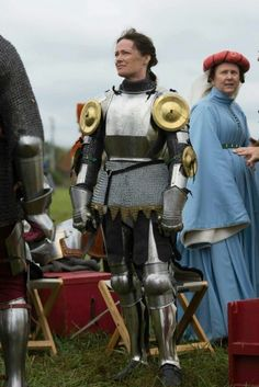 Early XVth Century armour