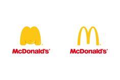E se o McDonald's comesse no McDonald's? Veja essa série de logos gordinhos http://www.bluebus.com.br/mcdonalds-comesse-mcdonalds-serie-logos-gordinhos/