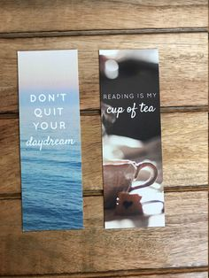 Your place to buy and sell all things handmade Bookmarks Quotes, Bookmarks For Books, Cute Bookmarks, Gifts For Bookworms, Gifts For Readers, Bookshelves Kids, Book Lovers Gifts, Craft Gifts, Teacher Gifts