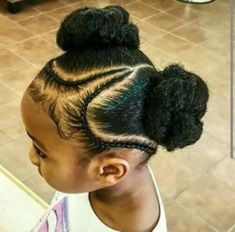Braids for Kids #Braids #Kids #girls