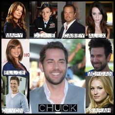CHUCK! - I wish this show didn't end