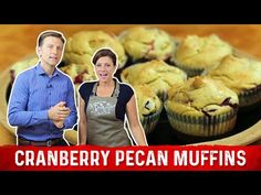 Are you up for some pecan muffins this fall? Try this guilt-free cranberry pecan muffin recipe to let you enjoy the season without breaking your diet.
