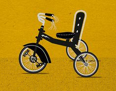 Wacom Intuos, Adobe Photoshop, Gold G, Stay Gold, Tricycle, Working On Myself, New Work, Illustration, Sketches