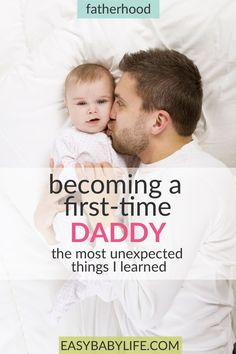Which of these lessons did you or your spouse learn as a new daddy? New dad tips, new parent, new baby, new dad survival #baby #newborn