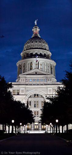 Texas Capitol, Austin, TX
