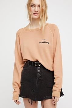 Embroidered Otis Pullover | Free People