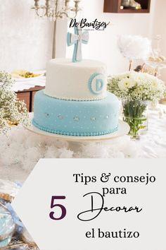 5 tips para decorar una fiesta de bautizo bonita e inolvidable para tu pequeño niño #debautizo #bautismo #bautizo #clebraciónbautizo #fiestadebautizo