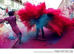Spring 2014 Trends | Holi Festival | Festival of Colours | #HappyHoli