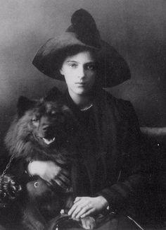 "Princess Irina Alexandrovna Romanova of Russia. ""AL"""
