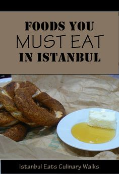 Take a culinary walk through all the foods you must try when you're in Istanbul