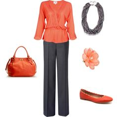 Work Style 2, created by whitney-galbreath on Polyvore