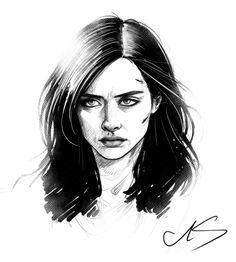 Jessica Jones #Marvel #JessicaJones #netflix