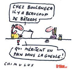 La CNIL épingle Boulanger pour des commentaires déplacés sur ses clients - Dessin du jour - Urtikan.net