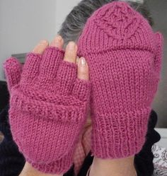 open mitts