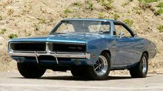 I luv old muscle cars