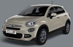 prix Fiat 500X