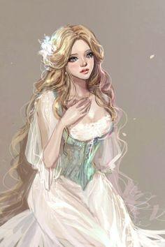Imagen de girl, art, and beautiful