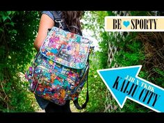Jujube Be Sporty: the best backpack for diapering or as a school backpack. See more features by watching the full video!