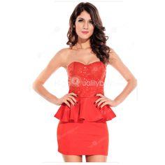 0baa7457a1 Lowest price New Sexy Black Sequin Peplum Dress