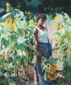 More Than a Likeness: The Enduring Art of Mary Whyte (Non Series) Watercolor Portraits, Watercolor And Ink, Watercolor Paintings, Watercolours, African American Art, African Art, South Carolina Art, Haitian Art, Black Artwork