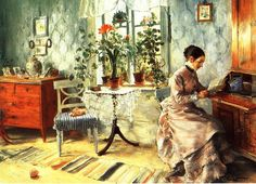 carl larsson paintings - Yahoo Image Search Results