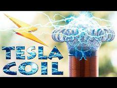 How to Make Wireless Energy - Mini Tesla Coil - YouTube