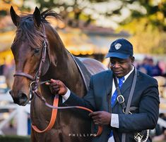 """Runhappy being led back to the barn by his groom, Cordell Anderson after winning the 2015 Malibu Stakes…"""" Preakness Winner, War Horses, Sport Of Kings, Equine Photography, Horse Breeds, Donkeys, Thoroughbred, Saddles, Kentucky Derby"""