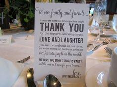 Wedding thank you cards by KelElizabethDesign on Etsy