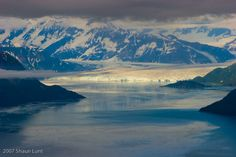 Alaska by the late Shaun Lunt