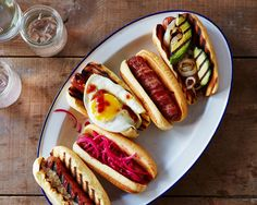 5 Ways to Hit Your Hot Dog out of the Park on Food52