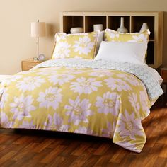 City Scene Modern Bloom 7-piece Reversible Bed in a Bag with Sheet Set   Overstock.com