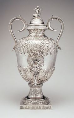 "French, 1660's ""This silver fountain... is a survivor of one of history's greatest meltdowns."" (via http://blogs.getty.edu/)"
