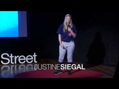 Published on Jan 31, 2013   Justine Siegal is proof that dreams can come true. But following her baseball dreams wasn't always easy. In this courageous talk, she shares her unique response to the naysayers and to those w