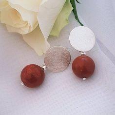 Shops, Stud Earrings, Etsy Shop, Jewelry, Design, Stud Earring, Silver, Tents, Jewlery