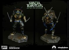 Teenage Mutant Ninja Turtles: Out of the Shadows Statues by Vault Productions