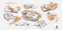 Porsche Fuel-Cell Vehicle Exterior Design 12