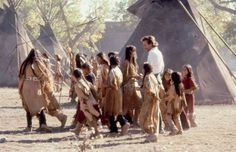 Dances with Wolves landed Kevin Costner a directing Oscar and six other Academy Awards.