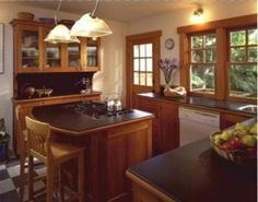 Brilliant Ideas for Small Kitchens  :Cool Oak Small Kitchens Furnitureexpensive Small Kitchens Furniture Sets by blstrawberry