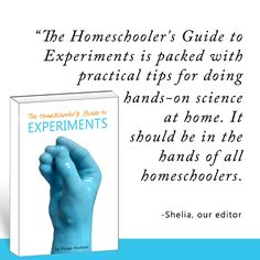 Here's what a few people are saying about The Homeschooler's Guide to Experiments...
