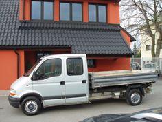 Renault Master 2.5 dCi Třístraný sklápěč – prodej • dodávky sklápěče - inzerce • TipTrucker.cz