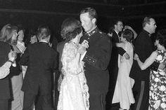 In beeld: het bewogen leven van koningin Fabiola - België - Knack.be