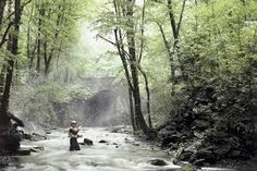 river fishing - Google Search